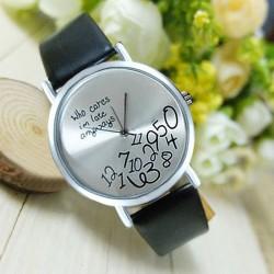 Juodas laikrodis