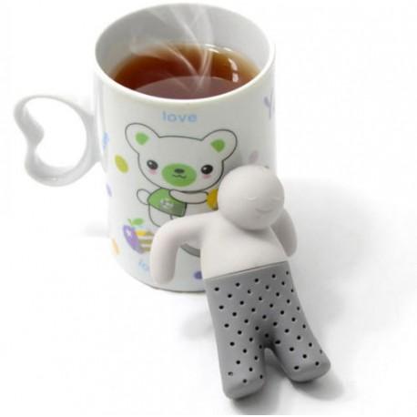 Silikoninis sietelis Mr. Tea