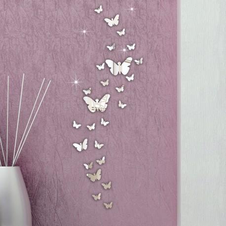 Veidrodiniai drugeliai