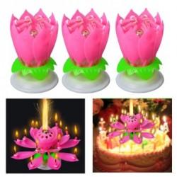 Dainuojanti žvakė
