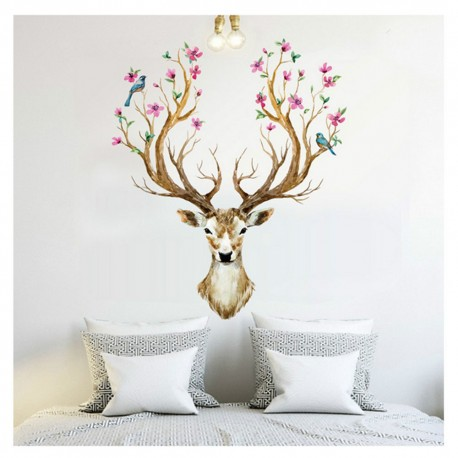 Sienos lipdukas Elk