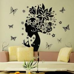 Sienos lipdukas Fairy