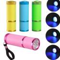 LED lempa nagams