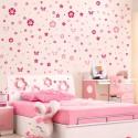 Sienų lipdukai Gėlytės
