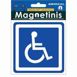 "Magnetinis ""Neįgalusis"""