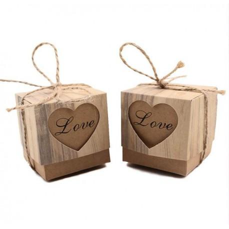 Dovanų dėžutė Love