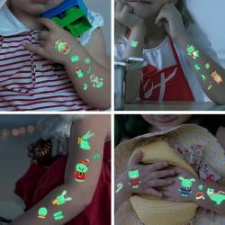 Švytinčios tatuiruotės