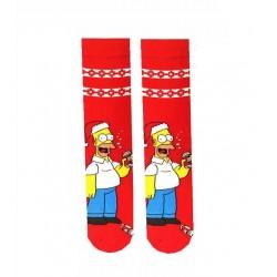 Kojinės Homer Simpson