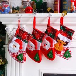 3D Kalėdinė kojinė
