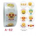 Emoji lipdukai