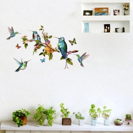 Sienos lipdukas Spring Flower