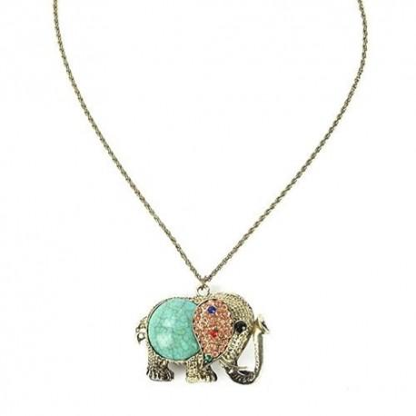 Kaklo papuošalas Elephant